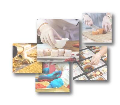 ハラル食品の製造現場ではハラル対応の除菌剤が必要です